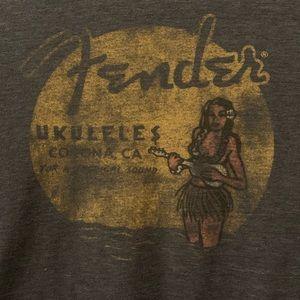 Vintage Fender Ukulele Tee